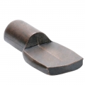 """1/4"""" Bronze Spoon Shelf Support Pegs - 25 Pack"""