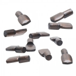 "1/4"" Bronze Spoon Shelf Support Pegs - 25 Pack"